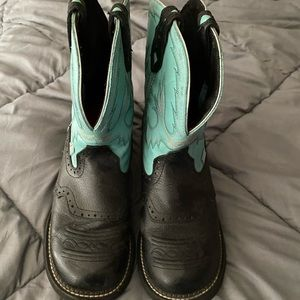Preloved western boots